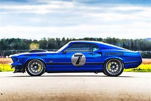 Ringbrothers 1969 Mustang Mach 1 Project Revealed at SEMA 2019 - Hot Rod