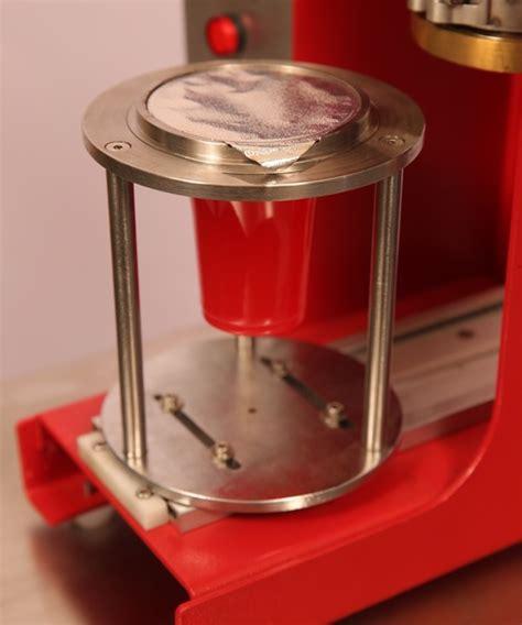 aluminium foil sealing machine  plastic cups