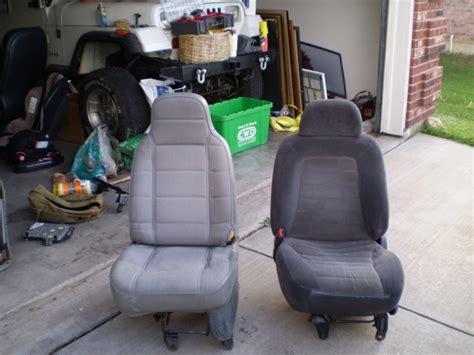 Replacement Aftermarket Driver Seats 1997 Jeep Cherokee