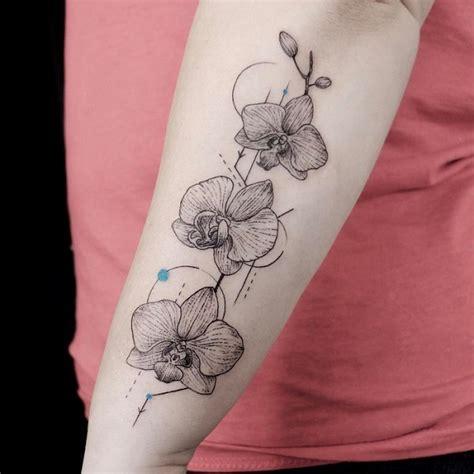 orchid tattoo ideas nenuno creative