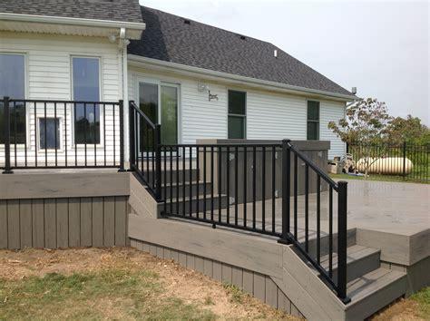 olive garden wayne nj deck railings st louis decks screened porches pergolas by