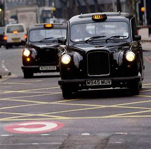 Uber reducing demand for London's iconic black cabs ...