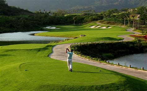 Golf Hd Picture by Hd Golf Desktop Wallpaper Wallpapersafari