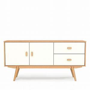 Buffet Scandinave But : buffet design 2 portes 2 tiroirs maguro by drawer ~ Teatrodelosmanantiales.com Idées de Décoration