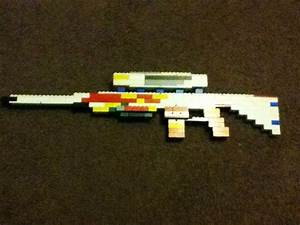 Lego Sniper Rifle - All