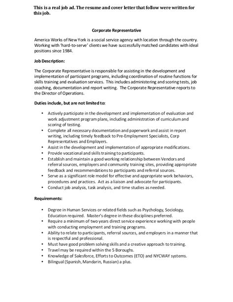 Story Cover Letter by Cover Letter Resume
