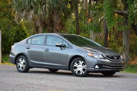 Honda Civic Hybrid 2013 by 2013 Honda Civic Hybrid Autoblog