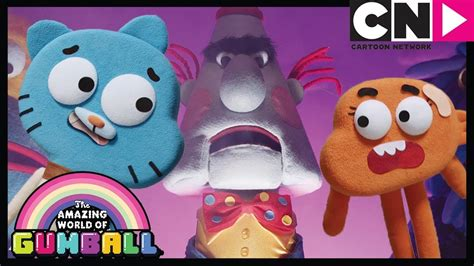 gumball new the puppets network