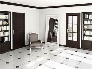 porte d interieur moderne portes moderne interieur deco With porte de garage et porte intérieure moderne design