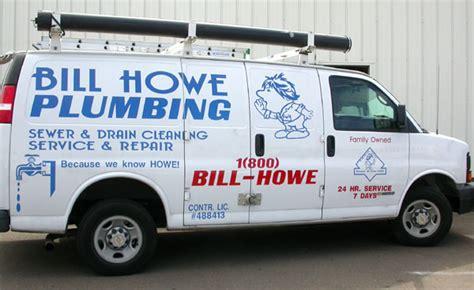 bill howe plumbing safari signs portfolio