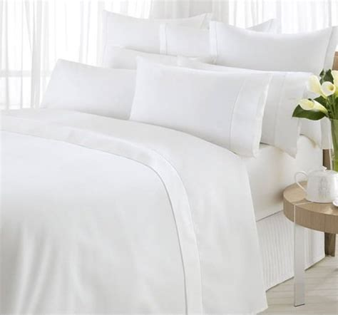 bed sheet material hospital white bed sheet hotel bleached white bed sheet