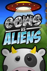 Save the cattle in cows vs aliens for iphone and ipad for Save the cattle in cows vs aliens