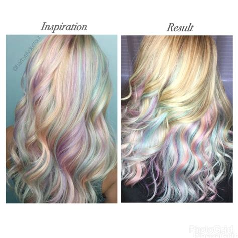 Inspo Pic And After Result So Happy With This Opalpastel