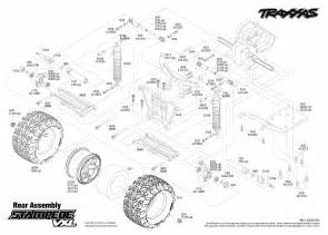 watch more like exploded view color traxxas slash schematic traxxas image about wiring diagram and