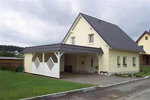 Haus Mit Doppelcarport : carports passend zum haus carport scherzer ~ Articles-book.com Haus und Dekorationen
