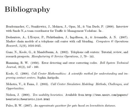 Free Apa Bibliography Template by Writing A Bibliography Apa 187 Original Content