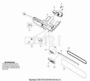 Poulan Pln3516 Electric Saw Parts Diagram For Product Complete