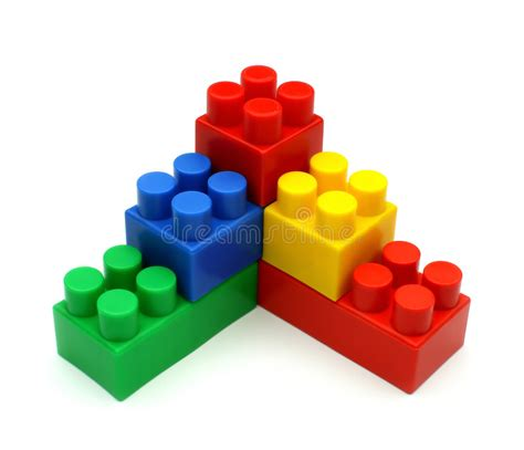 building blocks stock image image of preschool strategy 244 | building blocks 4295731
