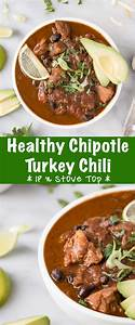 Healthy Turkey Chili With Instant Pot And Stove Top