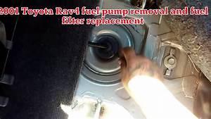 2003 Rav4 Fuel Filter