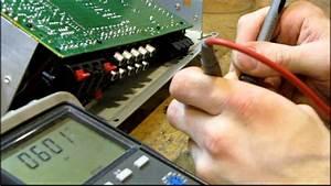 Yamaha Rx-300u Stereo Receiver Repair