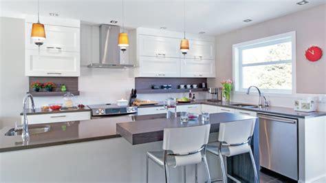 la cuisine du comptoir lignes horizontales dans la cuisine les idées de ma maison