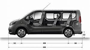 Dimension Renault Trafic 9 Places : dimension trafic passenger vans renault uk ~ Maxctalentgroup.com Avis de Voitures