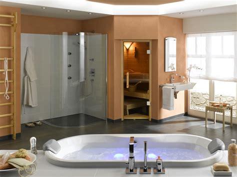 Badezimmer Mit Sauna by Badezimmer Farbe Wasserabweisend Einrichten Und Wohnen