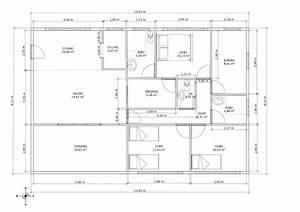 plan de maison creole With delightful logiciel plan maison 3d 7 plan maison tunisie 150m2