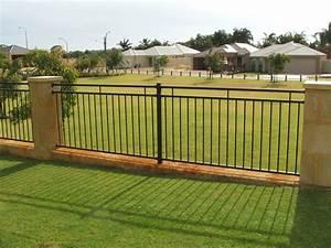 Minimalist fence designs ideas fence aluminium garden