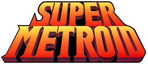 Image Super Metroid Logopng Nintendo Fandom Powered