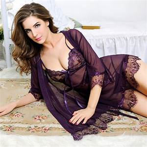 two strips sexy lingerie onemoredesire With robe de nuit sexy