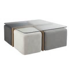 table basse carree avec pouf table basse avec poufs but dim l90 x h35 x l90 cm 229 99 www but fr id 233 e deco