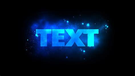 create galactic text effect  photoshop youtube