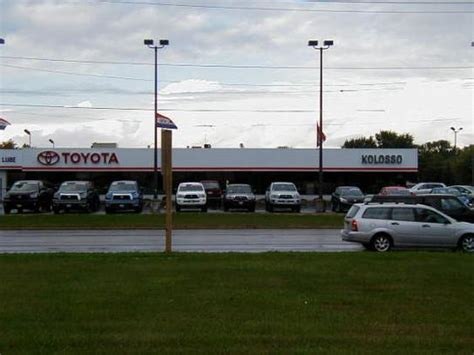 Kolosso Toyota Appleton by Kolosso Toyota Appleton Wi 54914 1707 Car Dealership