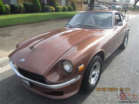 1973 Datsun 280z by Restored 1973 Datsun 240z 5 Spd Clean 260z 280z