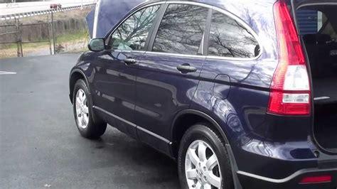 For Sale 2007 Honda Crv Ex!! 1 Owner!! Awd!! Stk# 20215a