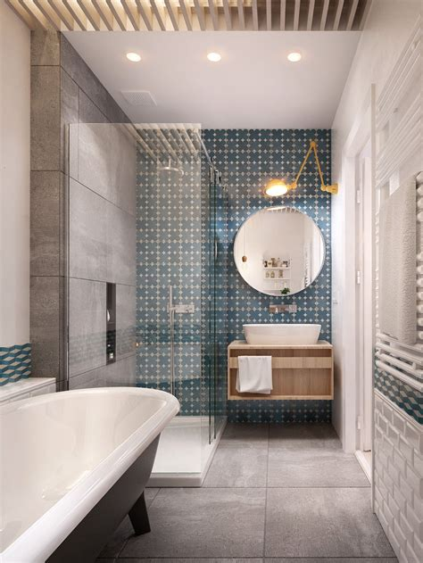 Modern Bathroom Tile Trends by 2018 Design Trends For The Bathroom Interior Design