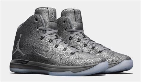 Our First Look At The Air Jordan 31 Battle Grey