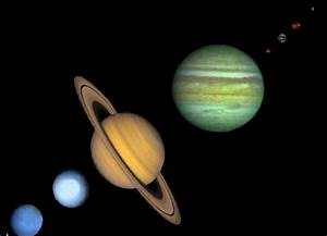 What Are The Planets Made Up Of?