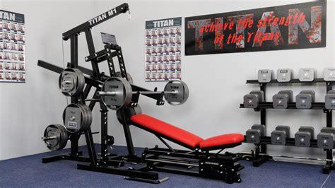 titan  home gym malaysia