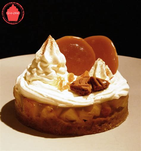 dessert pomme mascarpone speculoos q e zine transparence de pommes caramel speculoos chantilly mascarpone