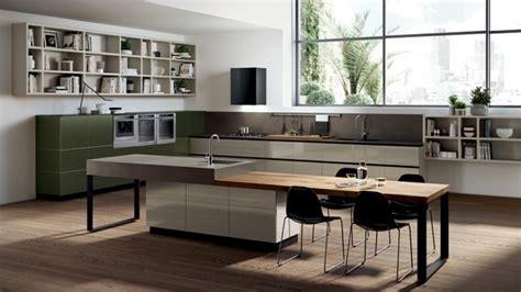 cuisines perenne idée cuisine ouverte pour un espace lumineux