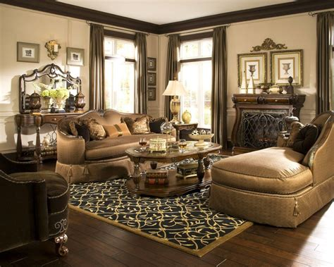 michael aminis sovereign living room  soft mink