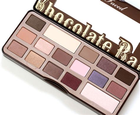 comment  win  chocolate bar palette   tube    sex mascara   faced