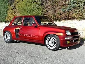 Renault 5 Turbo 2 A Restaurer : 1983 renault r5 turbo 2 classic driver market ~ Gottalentnigeria.com Avis de Voitures