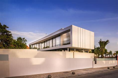 modern mediterranean villa filled  creatively unique details