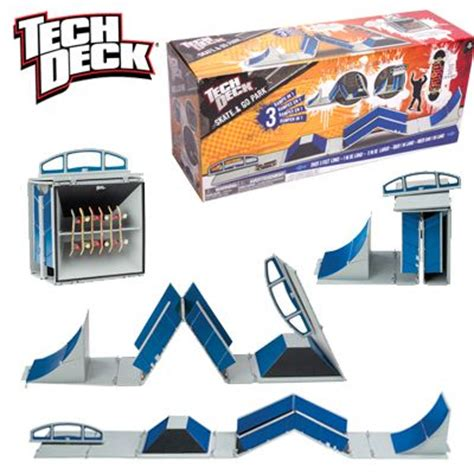 tech deck skatepark tech deck tech and decks on