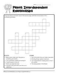 plant crossword    images crossword