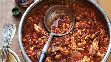 chicken  brisket brunswick stew recipe southern living